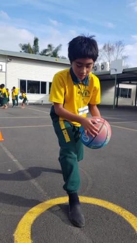 Middle School Sport