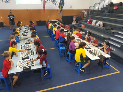 Chess - InterSchool Competition
