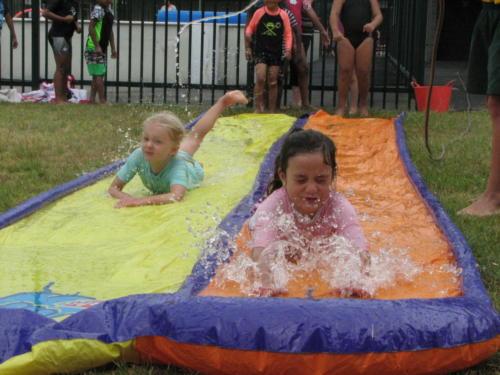 Splish Splosh Splash
